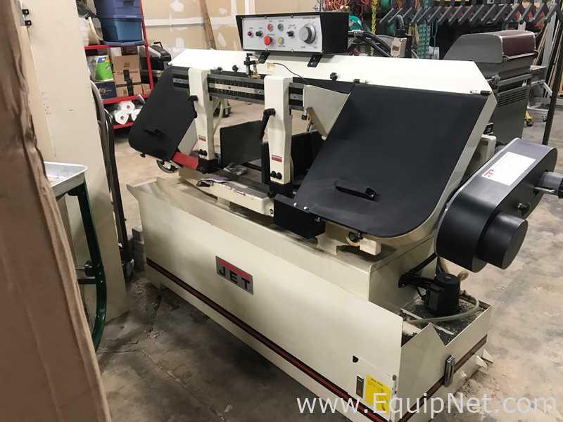 Equipos y herramientas de chorro Sierra de cinta horizontal HBS-1321W