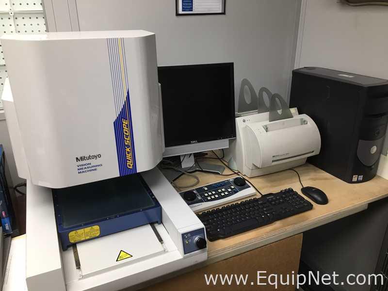 Máquina de medición por coordenadas Mitutoyo QS200Z3R