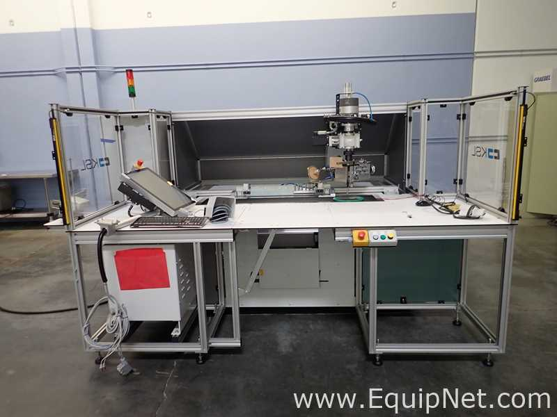 Pilot Scale Manufacturing Equipment for the Textile Industry