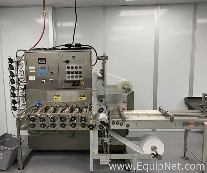 Circle Packaging Machinery H18 Máquina de forma, llenado y sellado horizontal
