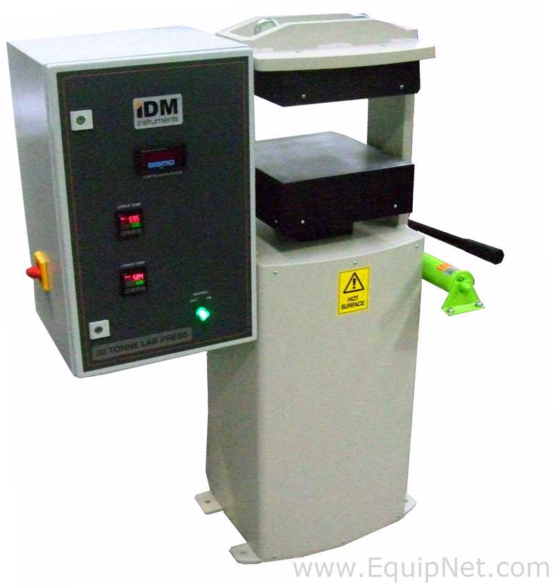 Instrumentación IDM Instruments Pty Ltd. L0002 y L0003
