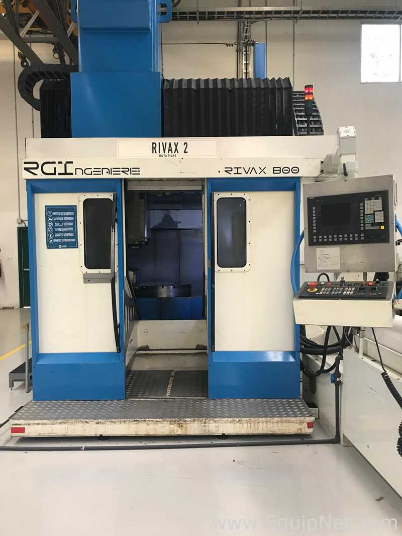 CNC Machining Centers and Blasting Machine in Mexico