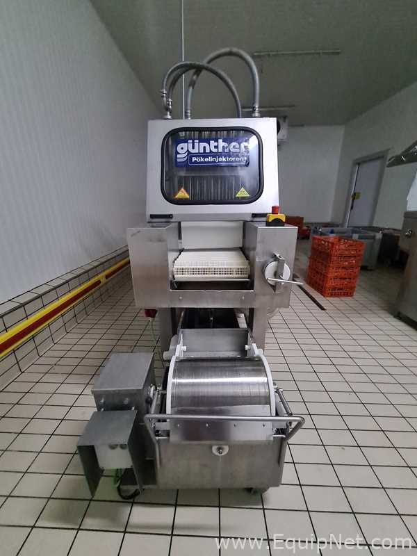 Inyector Gunther P / 30/60