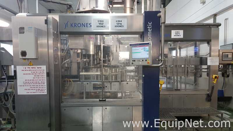 Krones K-323-209 Preenchedor Sensomético