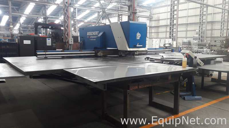 Metal Fabrication Equipment from a leading company in Mexico