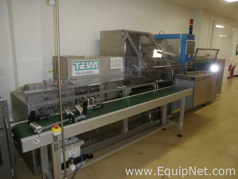 Equipo de soporte de instalaciones y embalaje del sitio de Teva East Sussex, Reino Unido