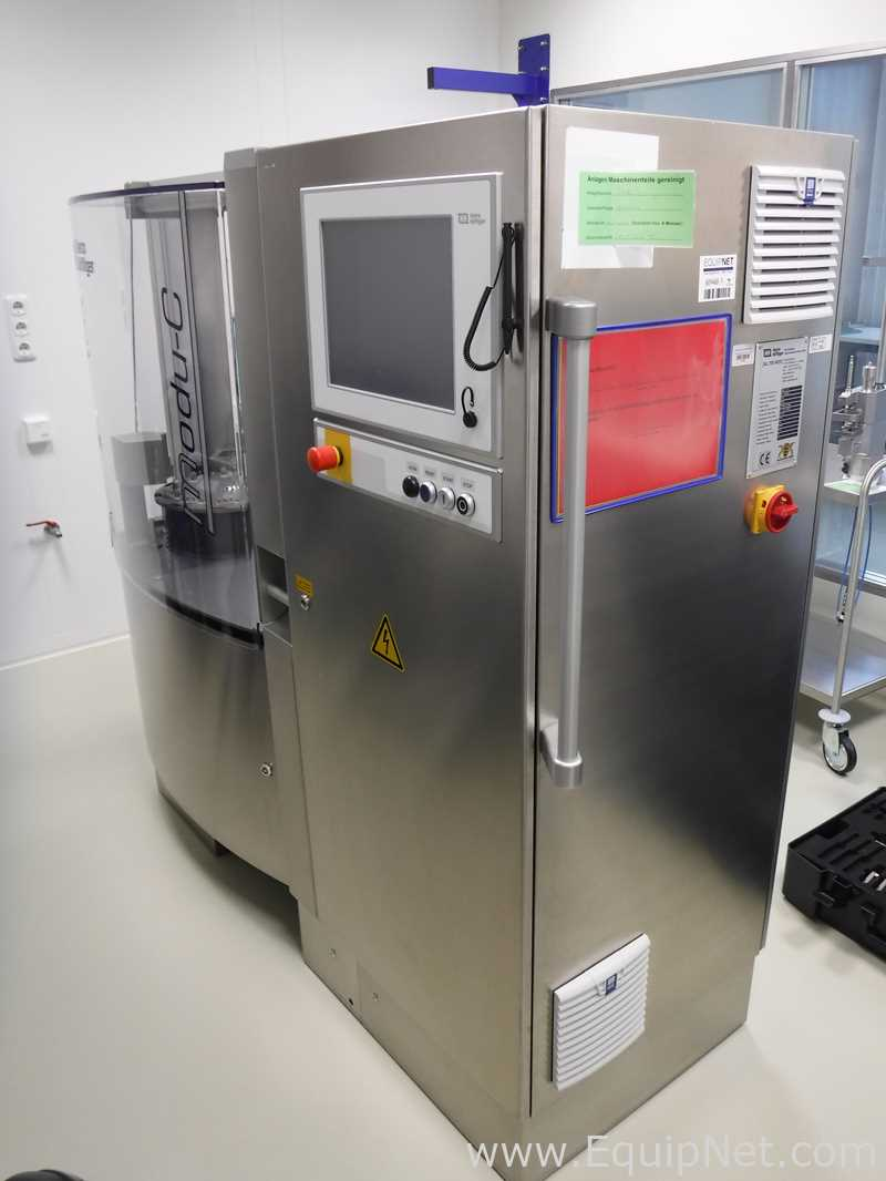 Equipamento de uma escala piloto completa da Novartis e instalação de laboratório na Alemanha