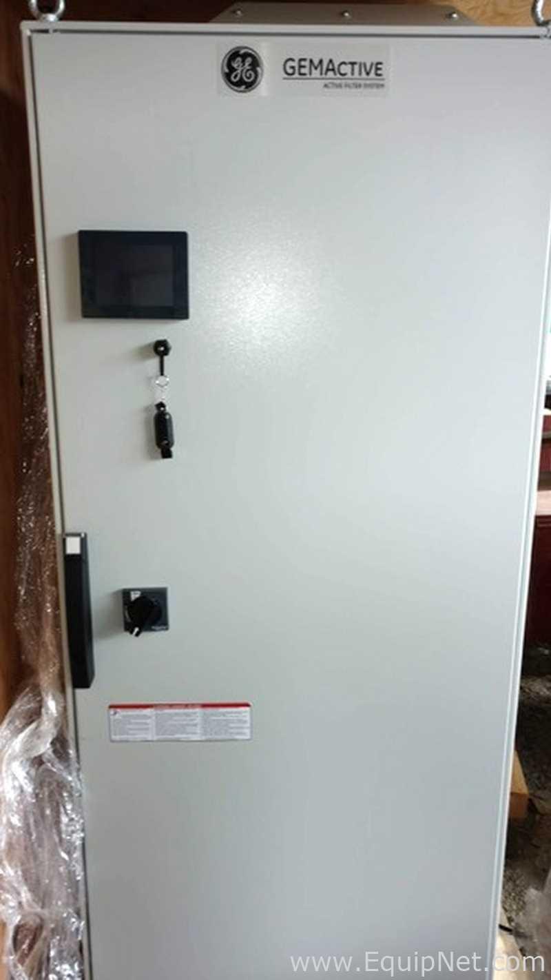 GE GEMactive Filtro armónico GE37GA120FG31 Distribución eléctrica