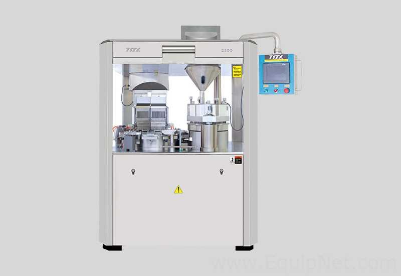 Máquina de encapsulación y llenadora de cápsulas Liao Ning Tian Yi NJP3200