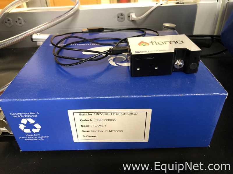 Espectrómetro Ocean Optics FLAME-T (USB4000)