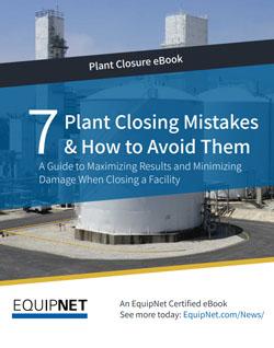 gestão de fechamento de fábrica