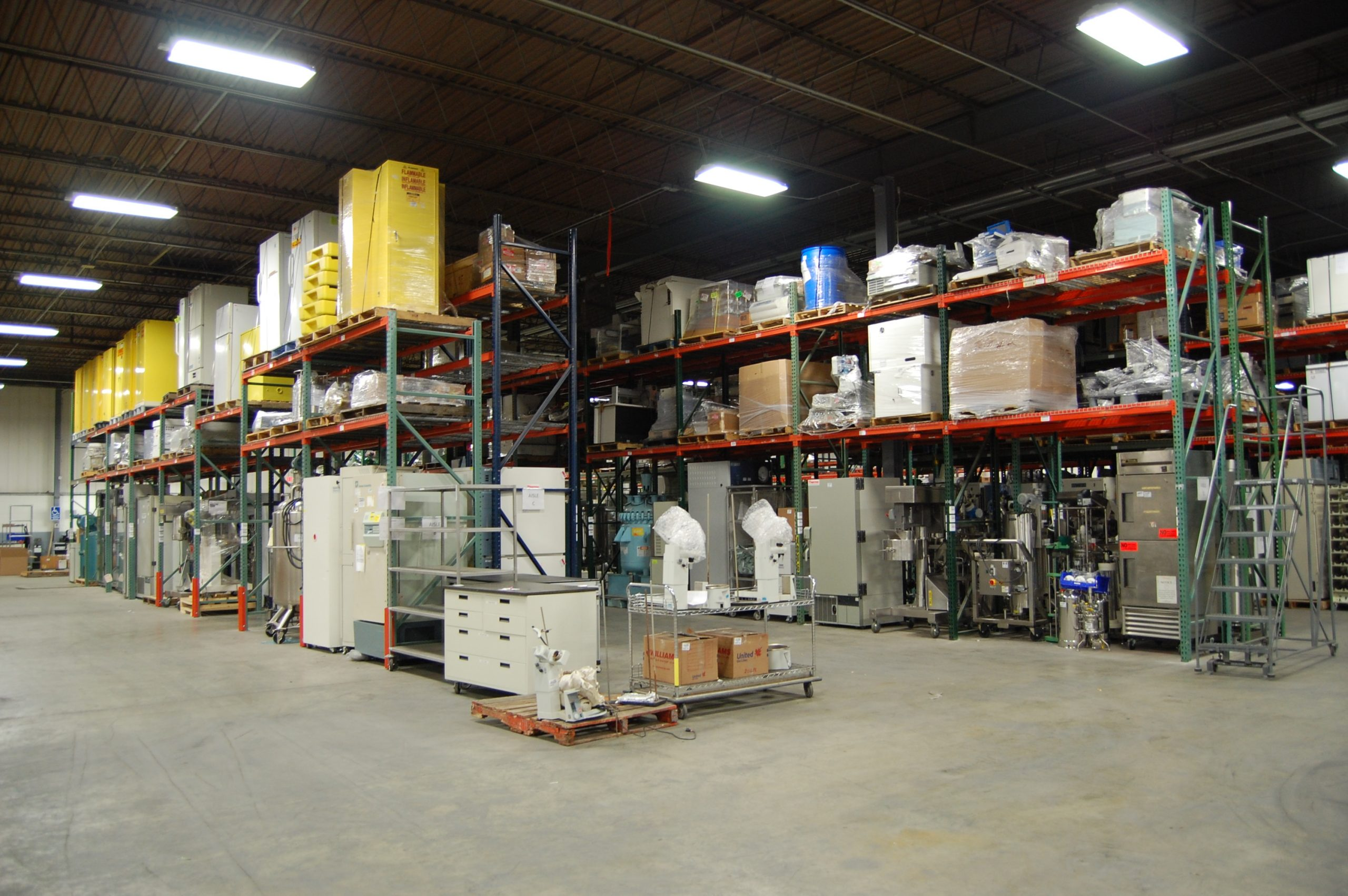 industrial facility management