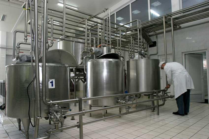 surplus dairy equipment management